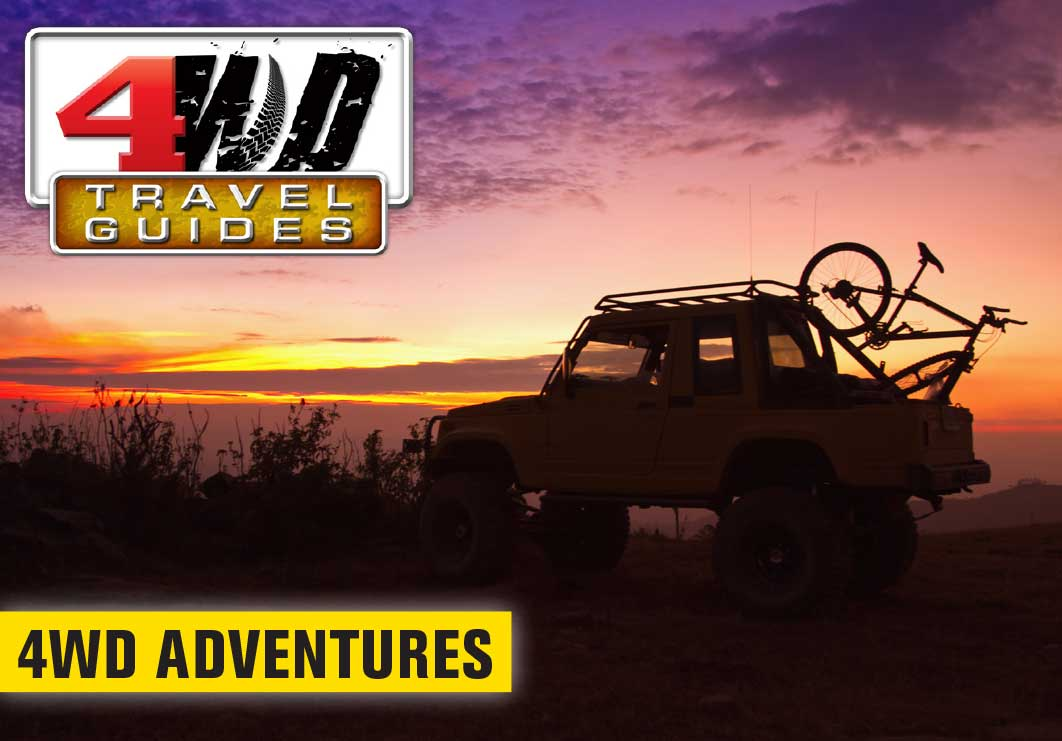 4WD Travel Guides