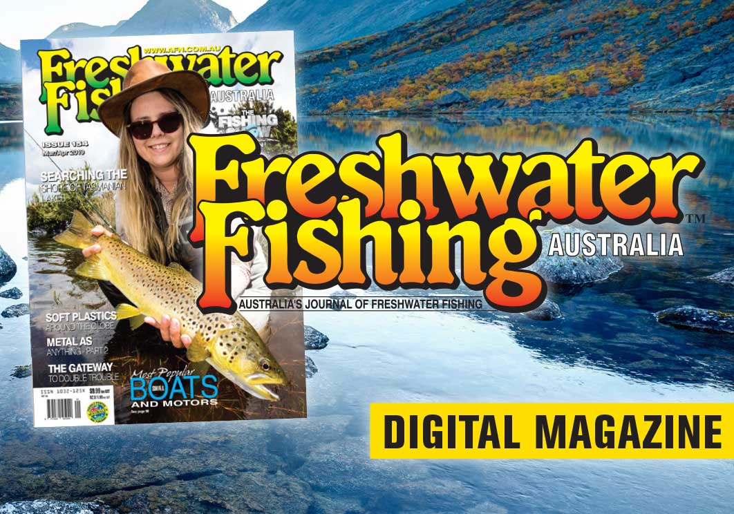 Freshwater Fishing Magazine