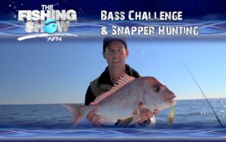 Bass Challenge and Snapper Hunting