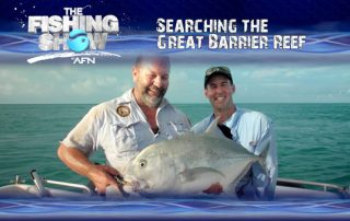 Searching the Great Barrier Reef